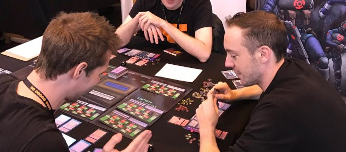 #nightlancer #ukgamesexpo #boardgame